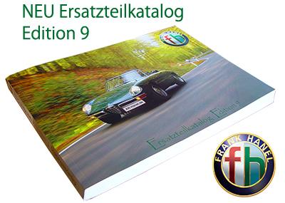 Alfa Romeo Ersatzteilekatalog